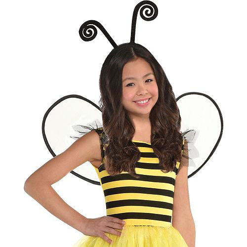 Girls Buzzy Bee Costume Image #3
