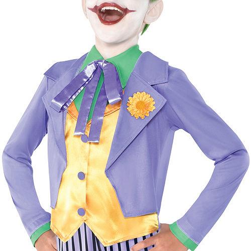 Boys Classic Joker Costume - Batman Image #2