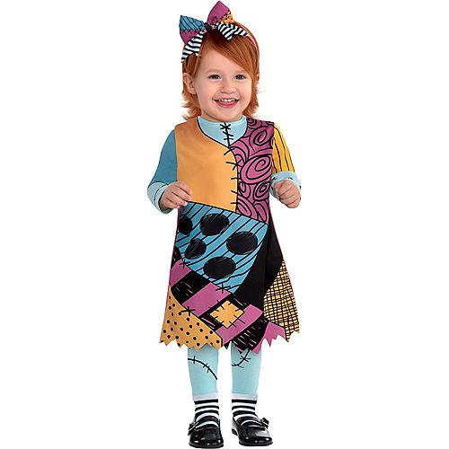 Baby Sally Costume - The Nightmare Before Christmas Image #1