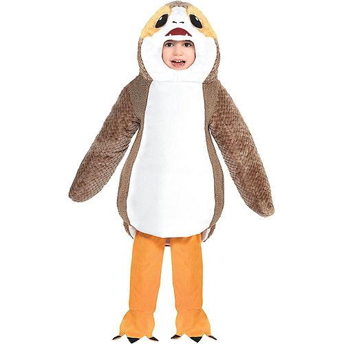 Toddler Boys Porg Costume - Star Wars Image #1