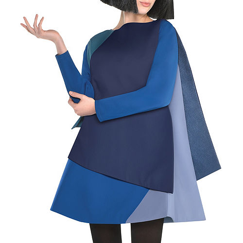 Womens Edna Mode Costume - Incredibles 2 Image #2