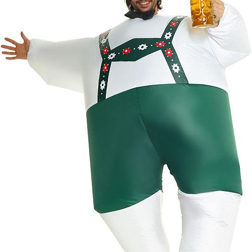 Adult Inflatable Bavarian Oktoberfest Costume Image #2