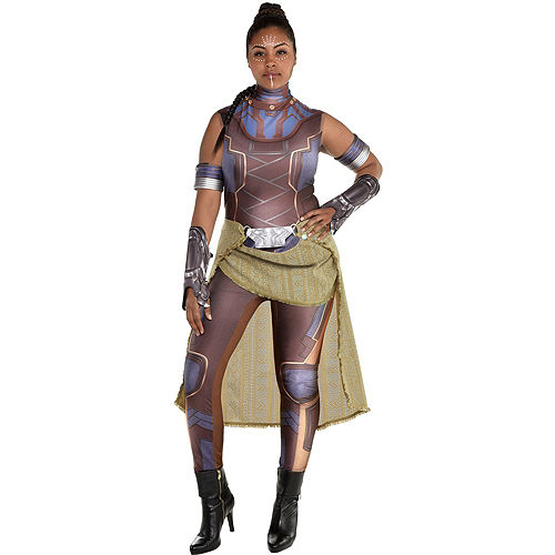 Womens Shuri Costume Plus Size - Black Panther Image #1