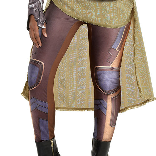 Womens Shuri Costume Plus Size - Black Panther Image #4