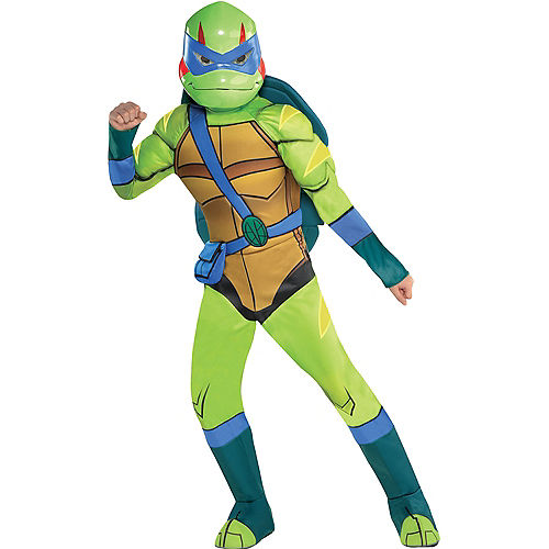 Boys Leonardo Costume - Rise of the Teenage Mutant Ninja Turtles Image #1