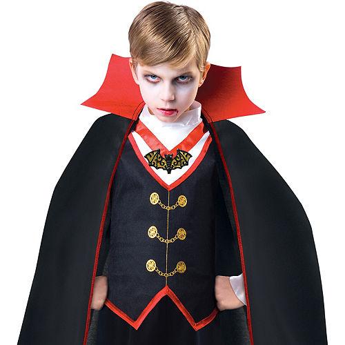 Boys Dracula Costume Image #2