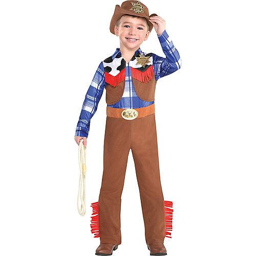Boys Cowboy Costume Image #1