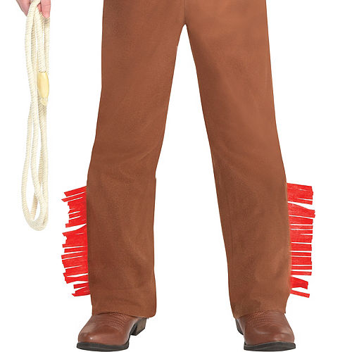 Boys Cowboy Costume Image #4