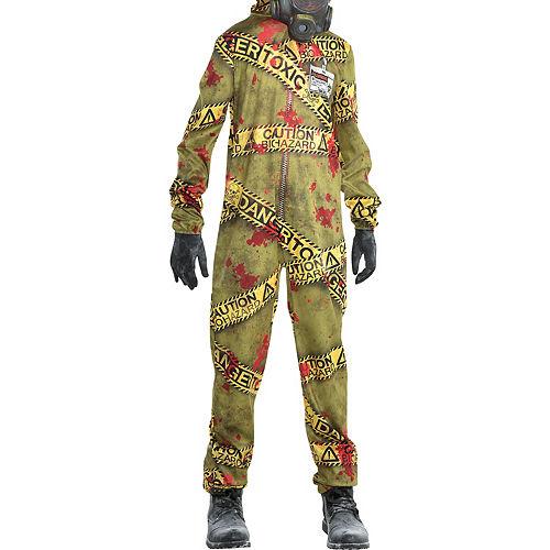 Boys Quarantine Zombie Costume Image #3