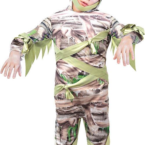 Boys Slimy Mummy Costume Image #2