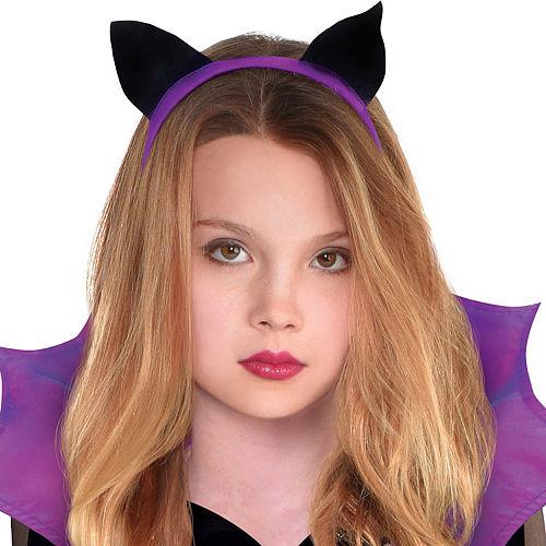 Girls Miss Batiness Vampire Costume Image #2