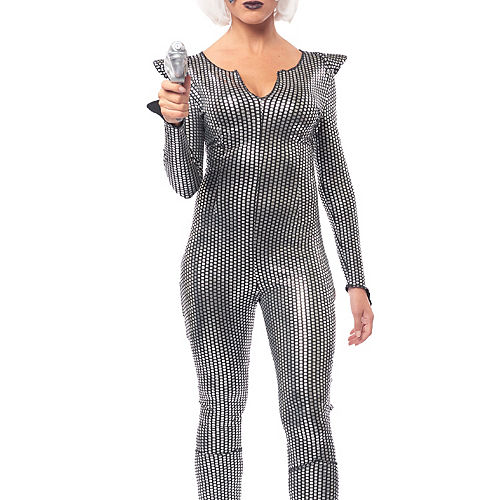 Womens Galaxy Girl Costume Image #3