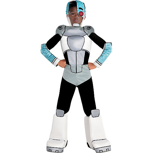 Boys Cyborg Costume - Teen Titans Go! Image #1
