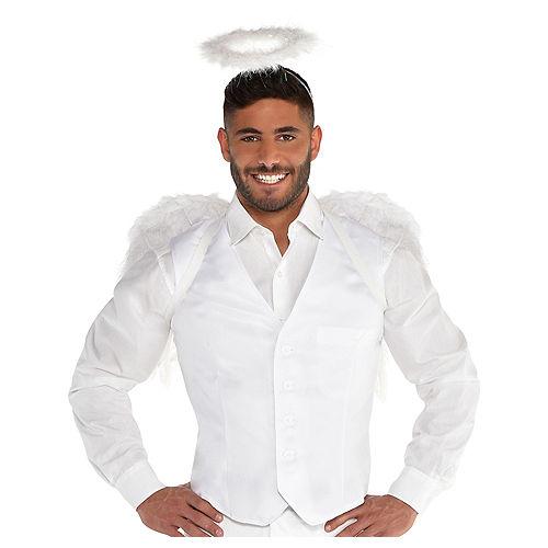 White Vest Image #1