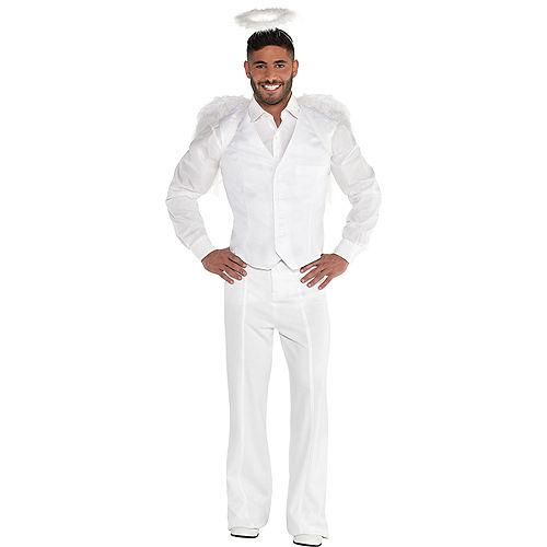White Vest Image #2