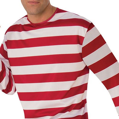 Mens Where's Waldo Costume Image #3