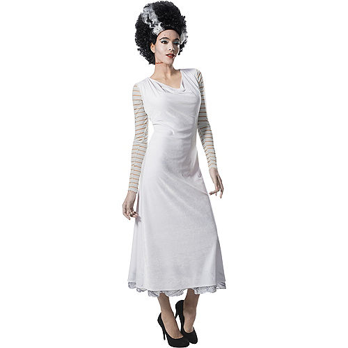 Womens Bride of Frankenstein Costume Image #1