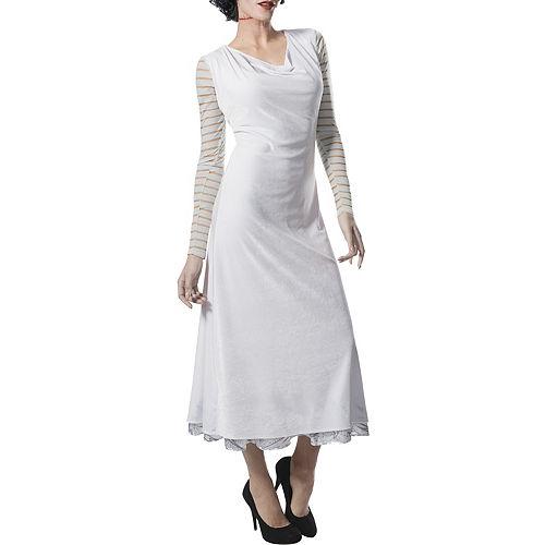 Womens Bride of Frankenstein Costume Image #2