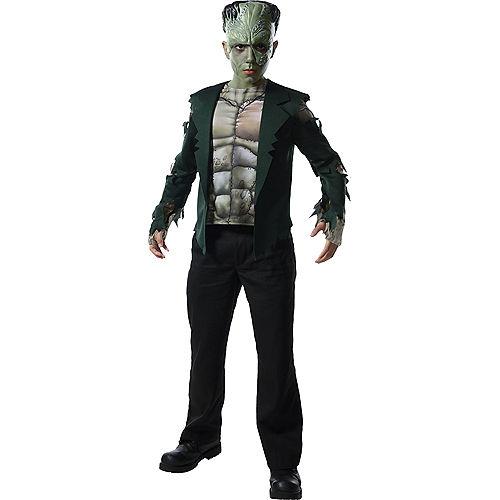 Boys Frankenstein Costume Image #1