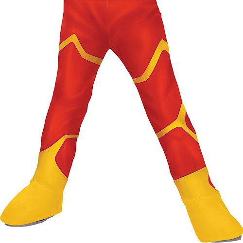 Boys Heatblast Costume - Ben 10 Image #4
