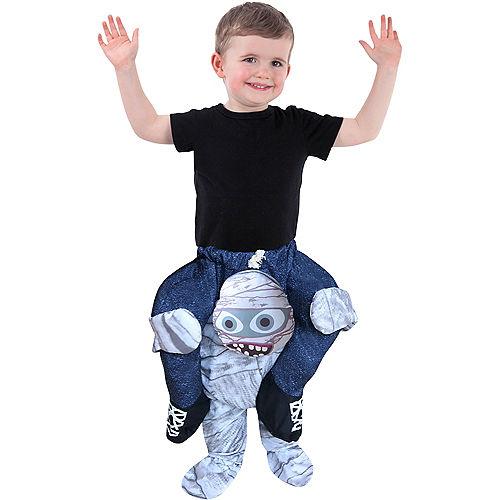 Toddler Mummy Ride-On Costume Image #1