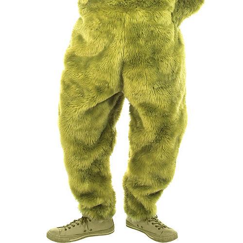 Mens Grinch Costume Image #4