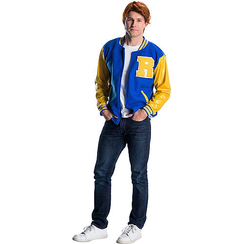 Adult Archie Andrews Accessory Kit - Riverdale Image #1