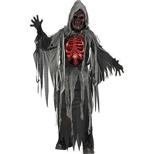 Child Smoldering Reaper Costume Image #1