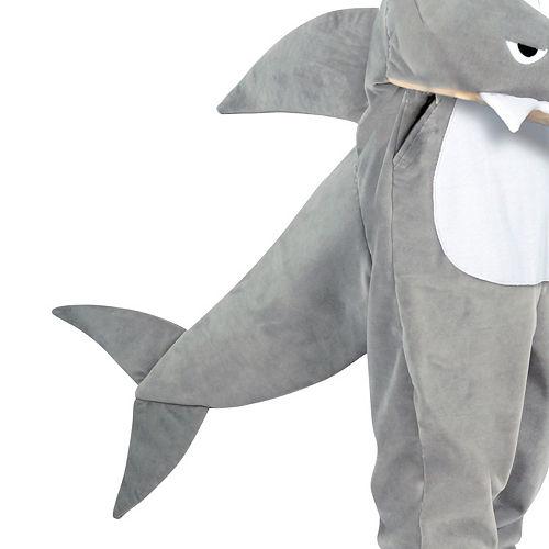 Child Chompin' Shark Costume Image #3