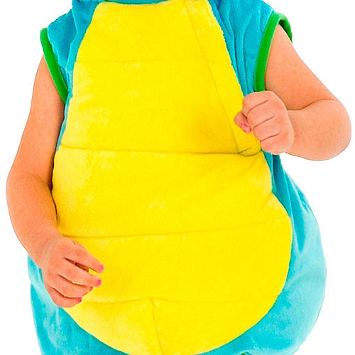 Baby Blue Seahorse Costume Image #3