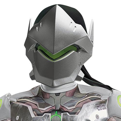 Boys Genji Muscle Costume - Overwatch Image #2