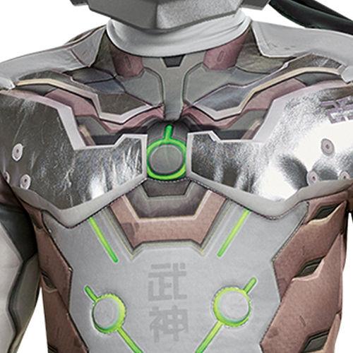 Boys Genji Muscle Costume - Overwatch Image #3