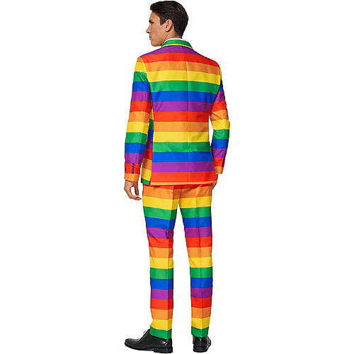 Adult Rainbow Suit Image #2