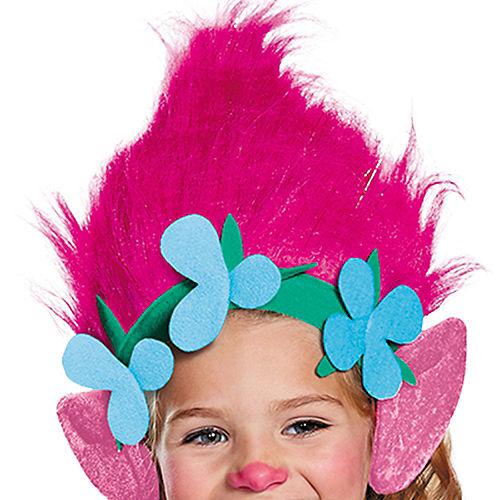 Girls Poppy Costume - Trolls Image #2