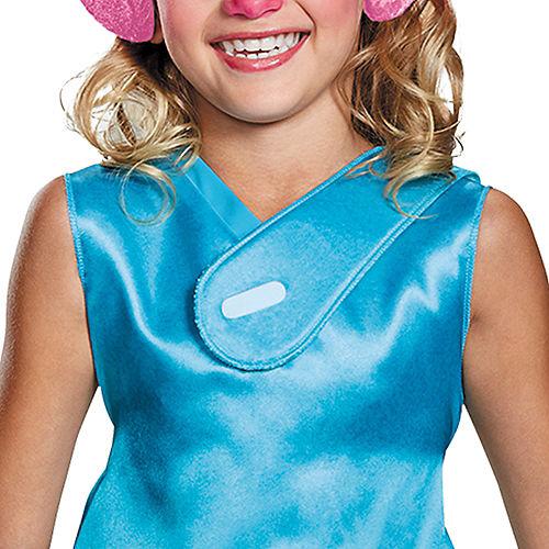 Girls Poppy Costume - Trolls Image #3