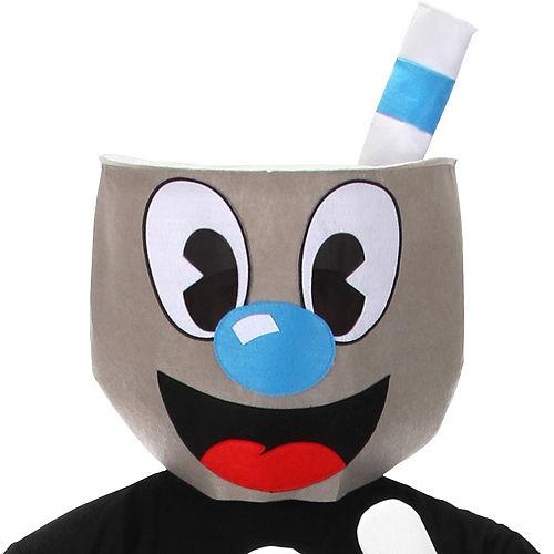 Adult Mugman Costume - Cuphead Image #2