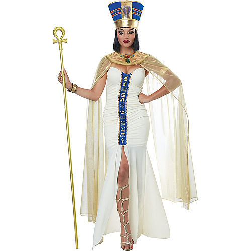 Womens Egyptian Queen Costume Image #1