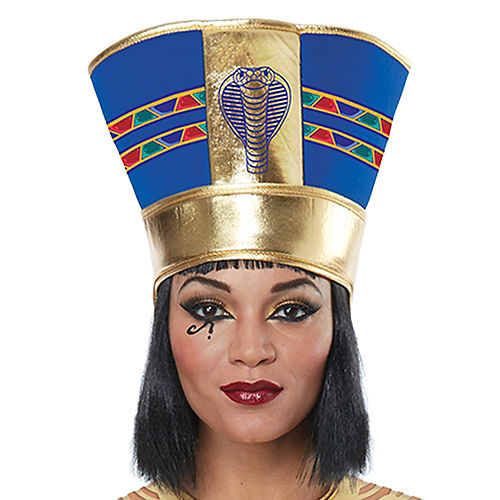 Womens Egyptian Queen Costume Image #2
