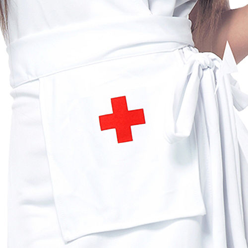 Womens Nurse Costume Image #3