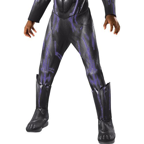 Boys Light-Up Black Panther Costume - Black Panther Movie Image #4