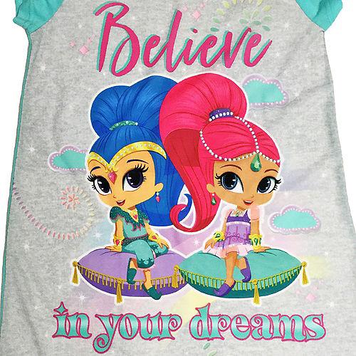 Child Shimmer and Shine Sleep Shirt Image #2