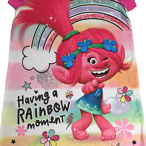 Child Trolls Sleep Shirt Image #2
