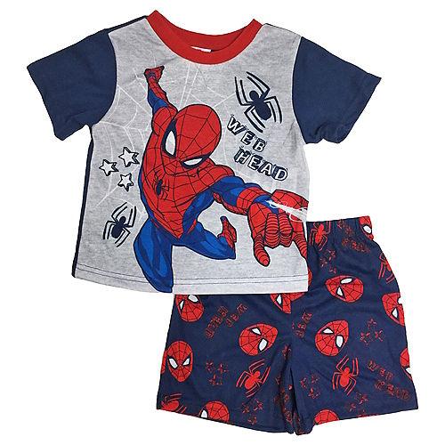 Toddler Boys Spider-Man Pajama Set Image #1