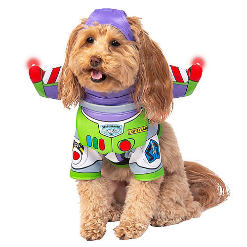 Buzz Lightyear Dog Costume - Toy Story Image #1