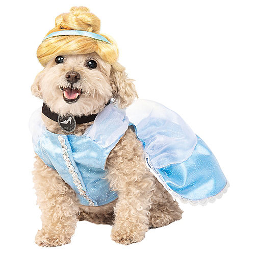 Nav Item for Cinderella Dog Costume Image #1