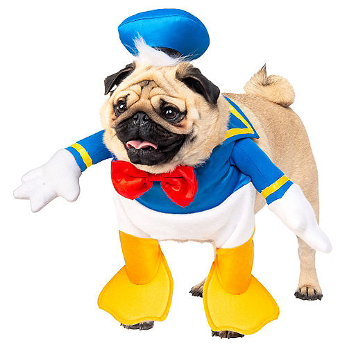 Donald Duck Dog Costume Image #1
