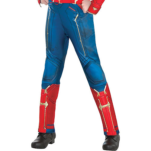 Child Light-Up Captain Marvel Costume - Captain Marvel Image #3