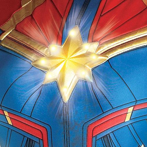 Adult Light-Up Captain Marvel Costume - Captain Marvel Image #3