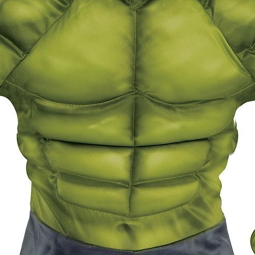 Child Hulk Muscle Costume - Avengers: Endgame Image #3