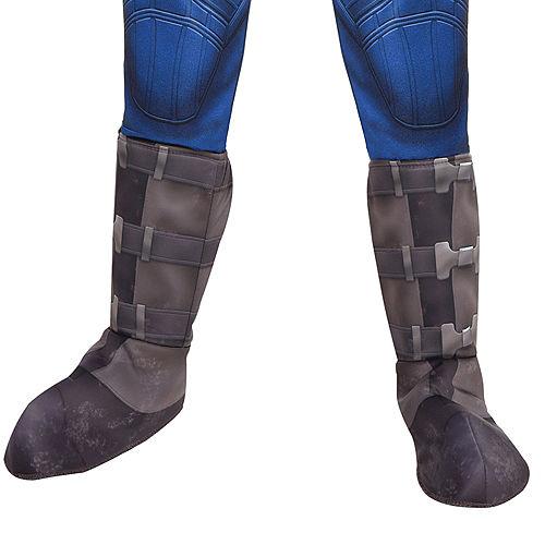 Child Captain America Muscle Costume - Avengers: Endgame Image #4